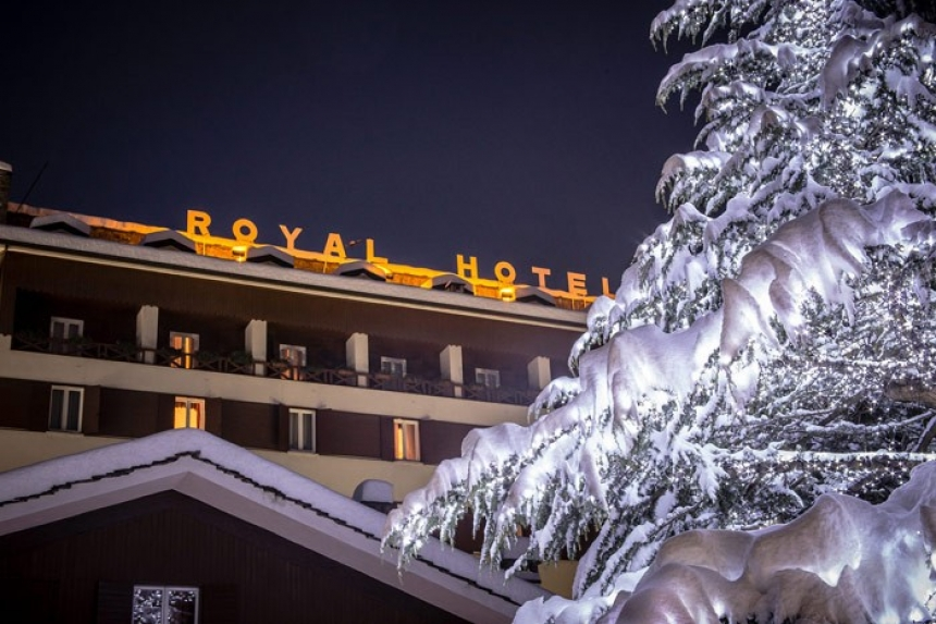 GRAND HOTEL ROYAL E GOLF 5*